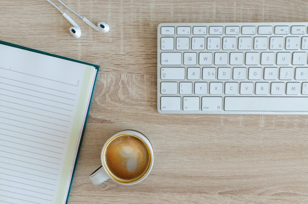 what kinds of blog posts do we need, coffee and keyboard