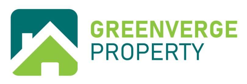 The buy to let property side hustle - Greenverge Property logo